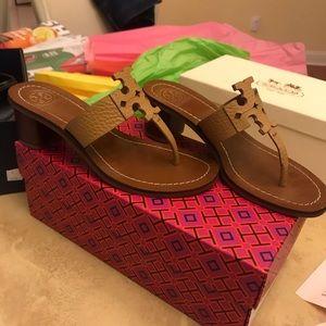 tory burch heels/sandal